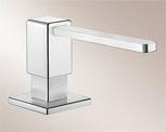 zeepdispenser inbouw Blanco-S 517586 zeepdispenser inbouw