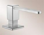 zeepdispenser inbouw Blanco-S 517587 zeepdispenser inbouw