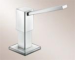 zeepdispenser inbouw Blanco-S 517588 zeepdispenser inbouw