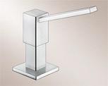 zeepdispenser inbouw Blanco-S 517589 zeepdispenser inbouw