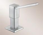 zeepdispenser inbouw Blanco-S 517590 zeepdispenser inbouw