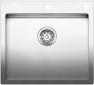 spoelbak zijdeglans Blanco-S 521633 spoelbak zijdeglans