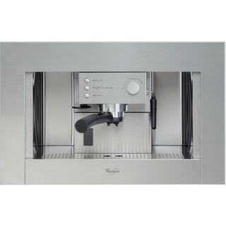 espressomachine inbouw espressomachine Whirlpool ACE010IX espressomachine inbouw espressomachine ACE 010 ACE010 ACE 010 IX