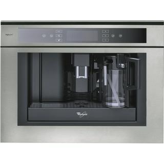 espressomachine Whirlpool ACE102IXL espressomachine volautomaat ACE 102 ACE102 ACE 102 IXL