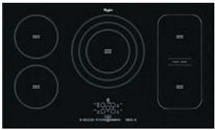 kookplaat Whirlpool ACM795LX01 kookplaat inductiekookplaat ACM 795LX01 ACM 795 LX 01