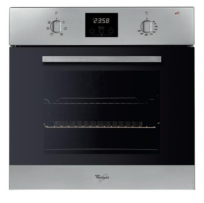 oven Whirlpool Promotoren AKP469IX oven multifunctie