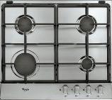 kookplaat Whirlpool AKR3700IX kookplaat gas AKR 3700 AKR3700 AKR 3700 IX