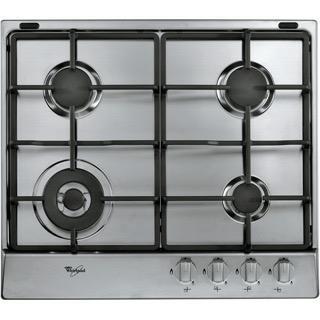 kookplaat Whirlpool AKR3710IX kookplaat gas AKR 3710 AKR3710 AKR 3710 IX