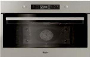 microgolfoven Whirlpool AMW7031IX microgolfoven microgolven met grill (inbouw) AMW 7031 AMW7031 AMW 7031 IX