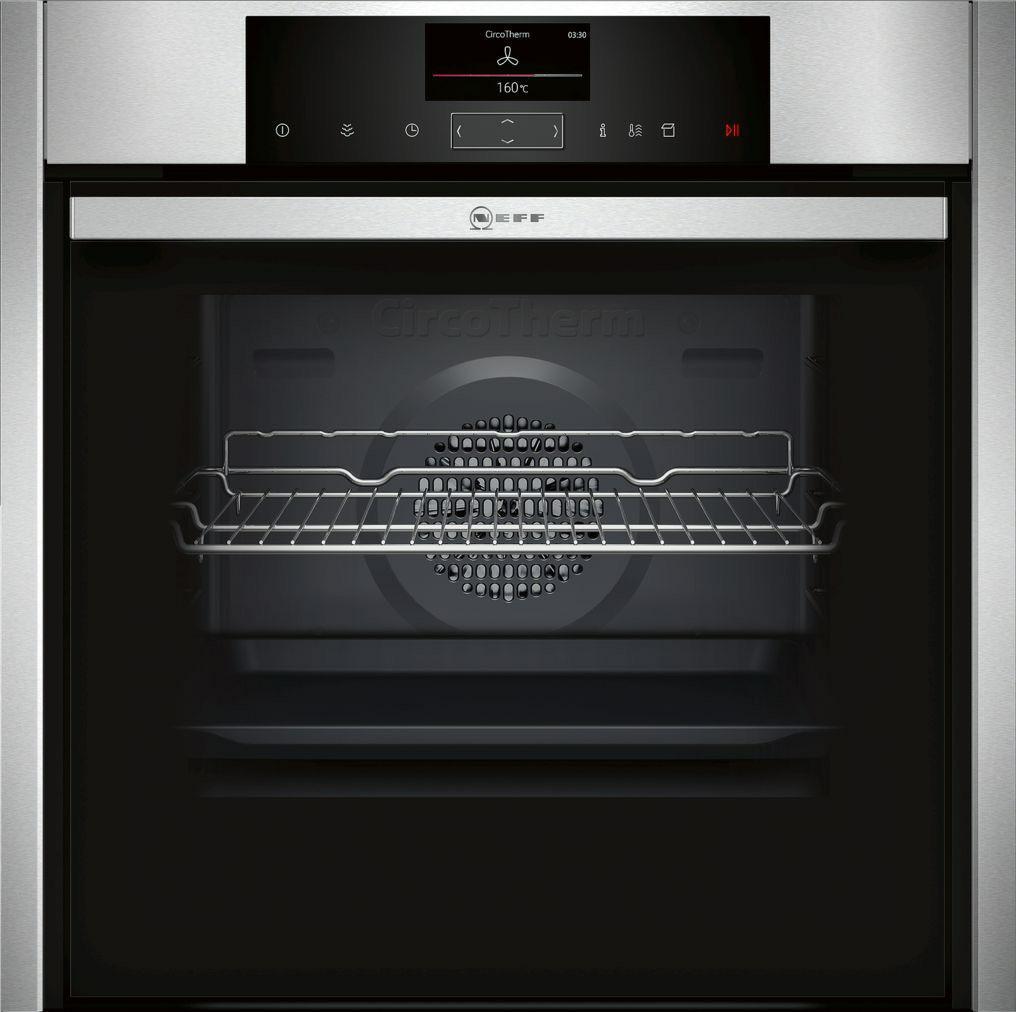 oven multifunctie + stoom Neff B45FS22N0 oven multifunctie + stoom