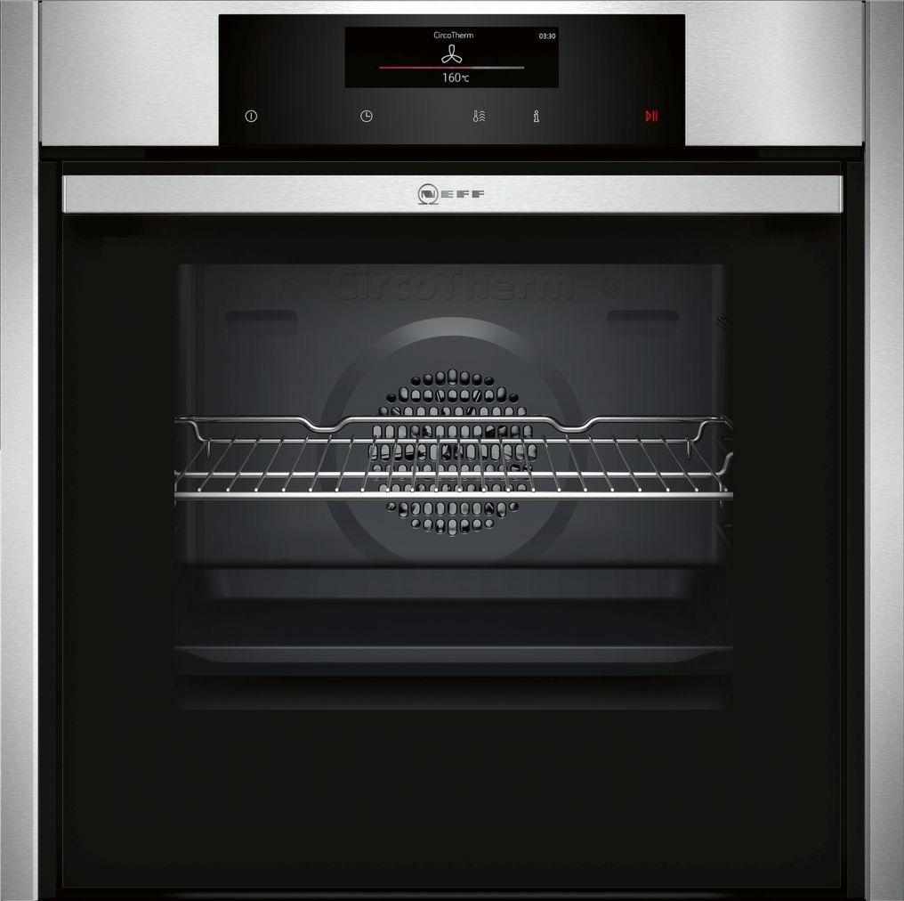 oven multifunctie Neff B56CT64N0 oven multifunctie