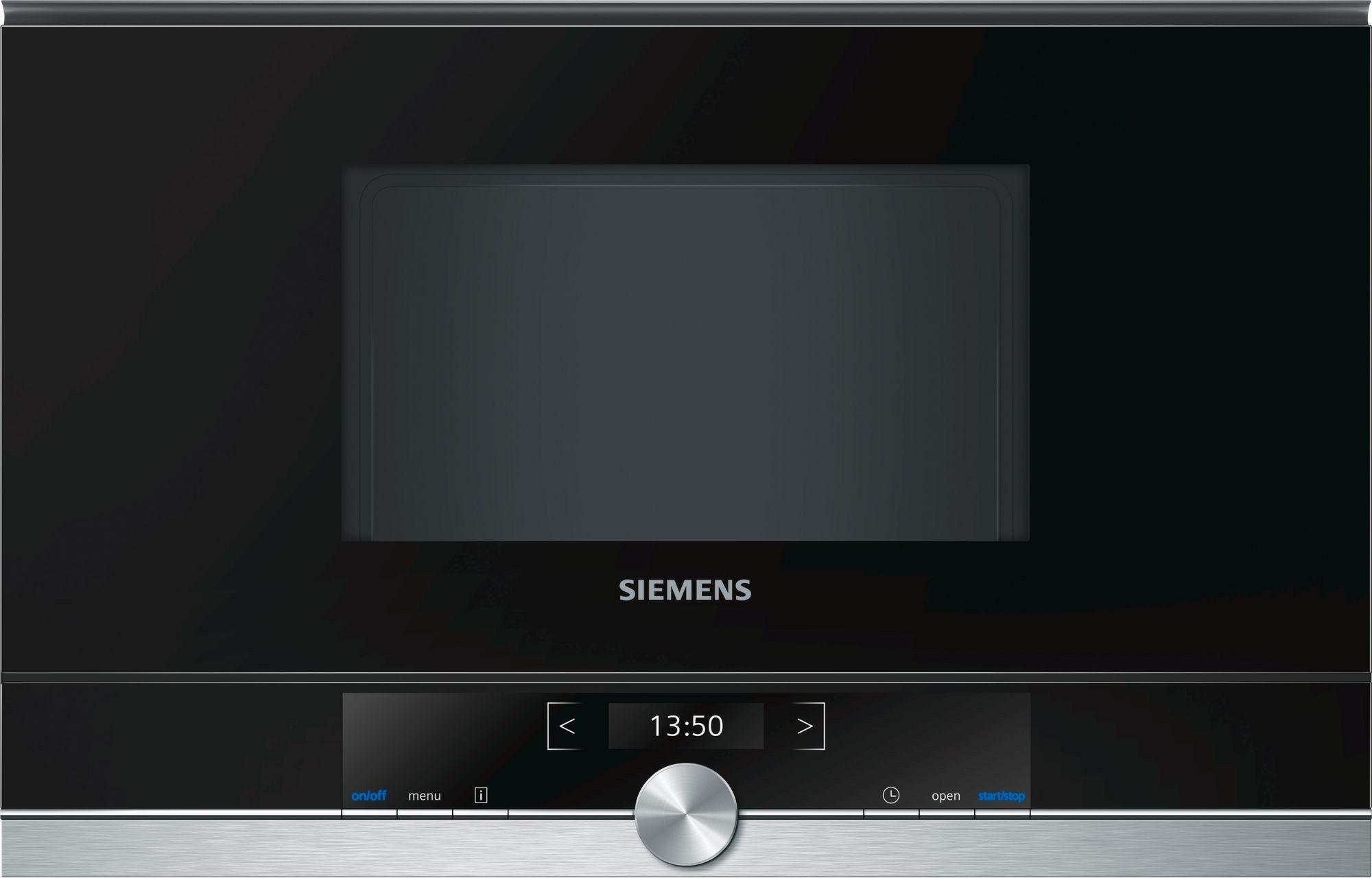 microgolfoven enkel microgolven (inbouw) Siemens BF634LGS1 microgolfoven enkel microgolven (inbouw) BF 634LGS1 BF 634 LGS 1