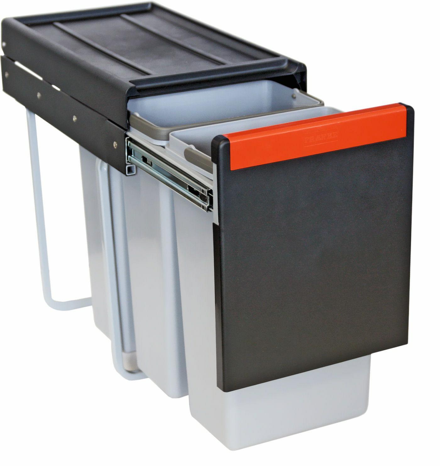 Cube 30 afvalsorteersysteem