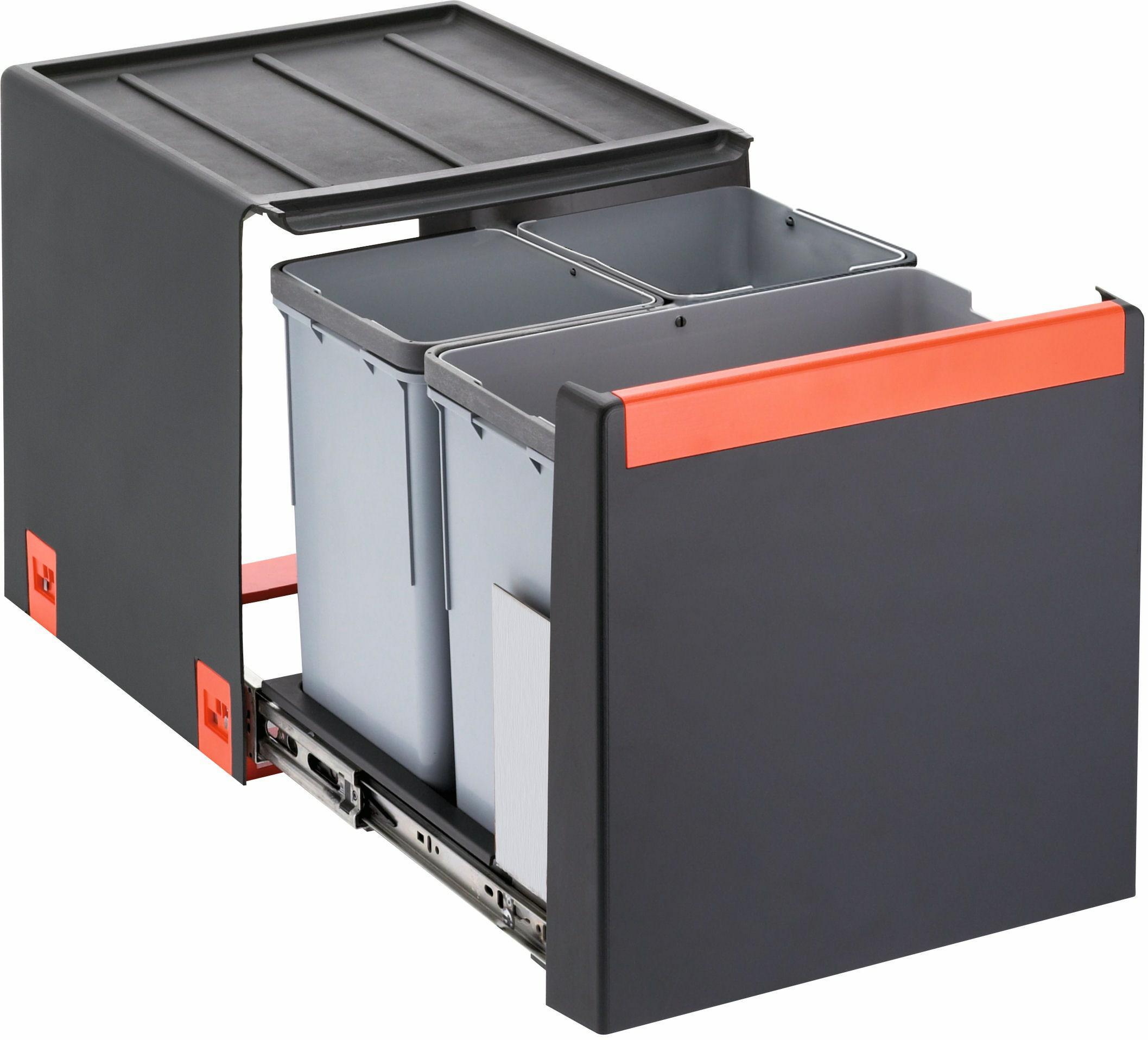 Cube 40 afvalsorteersysteem