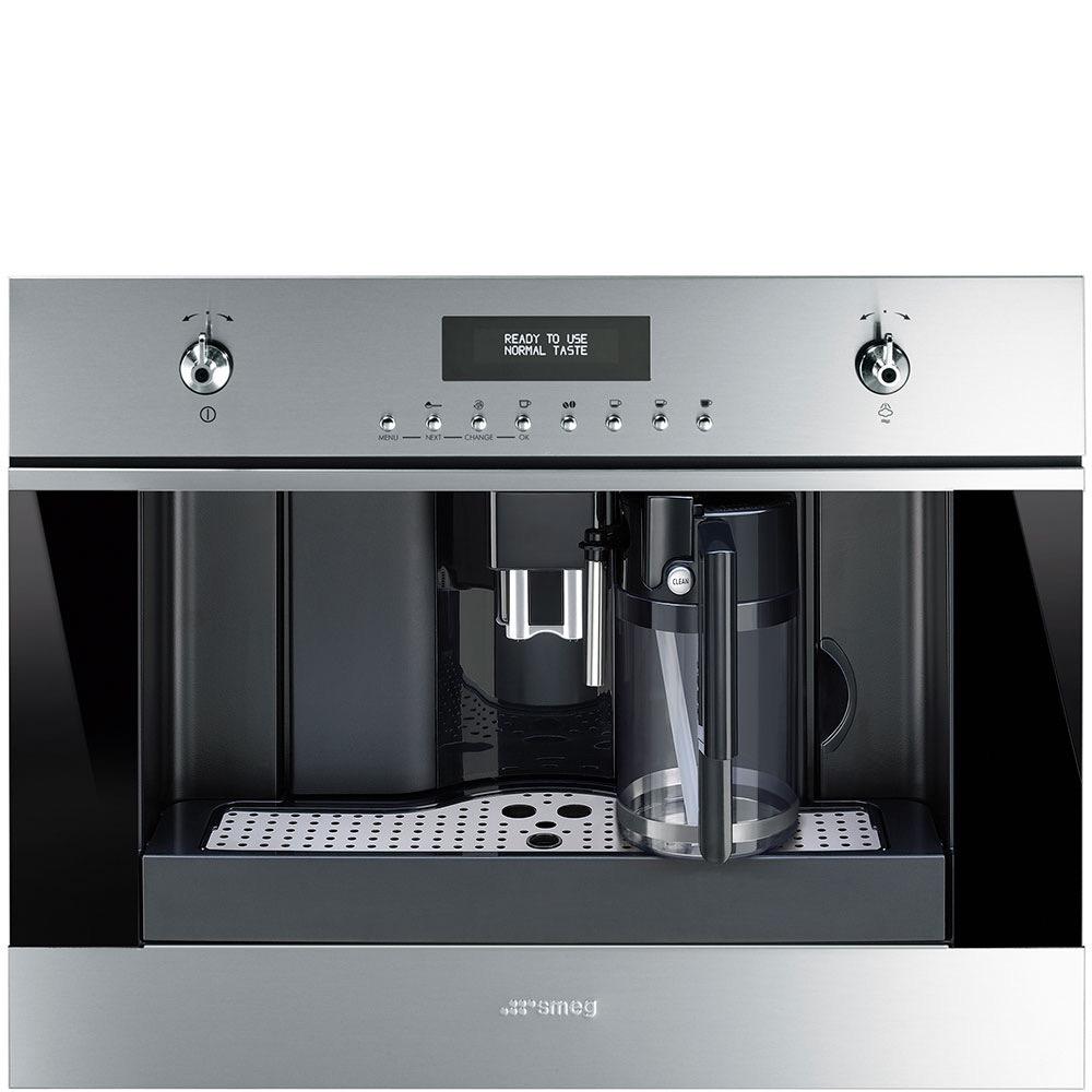 espressomachine Smeg CMS6451X espressomachine volautomaat