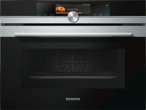 oven multifunctie + stoom + microgolven Siemens CN678G4S6 oven multifunctie + stoom + microgolven CN 678G4S6 CN 678 G 4 S 6