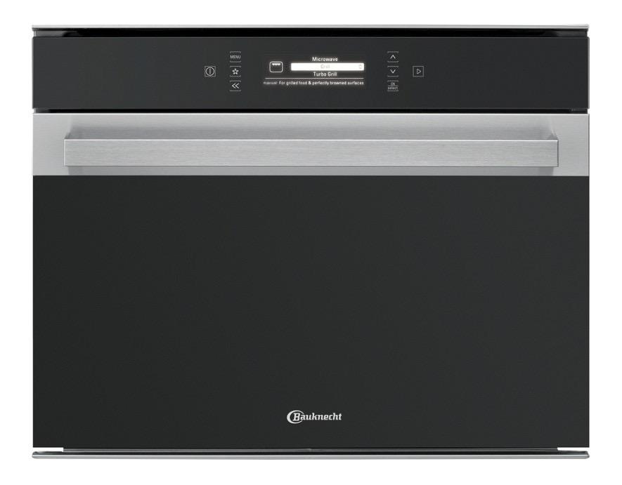 oven multifunctie + microgolven Bauknecht EMEK99545PT oven multifunctie + microgolven