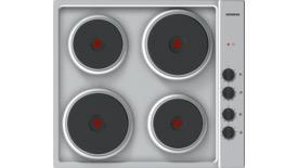 kookplaat elektrisch Siemens ET699CEA1 kookplaat elektrisch