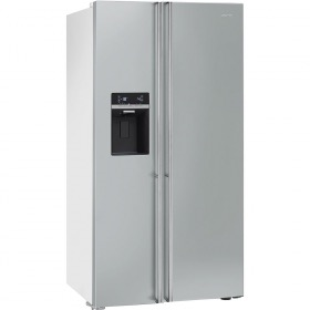 side-by-side koelkast Smeg Vrijstaand FA63XBI side-by-side koelkast vrijstaand FA 63 FA63 FA 63 XBI
