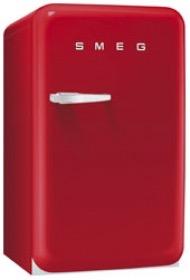 koelkast vrijstaand met vriesvak Smeg-50 FAB10RR koelkast vrijstaand met vriesvak FAB 10 FAB10 FAB 10 RR