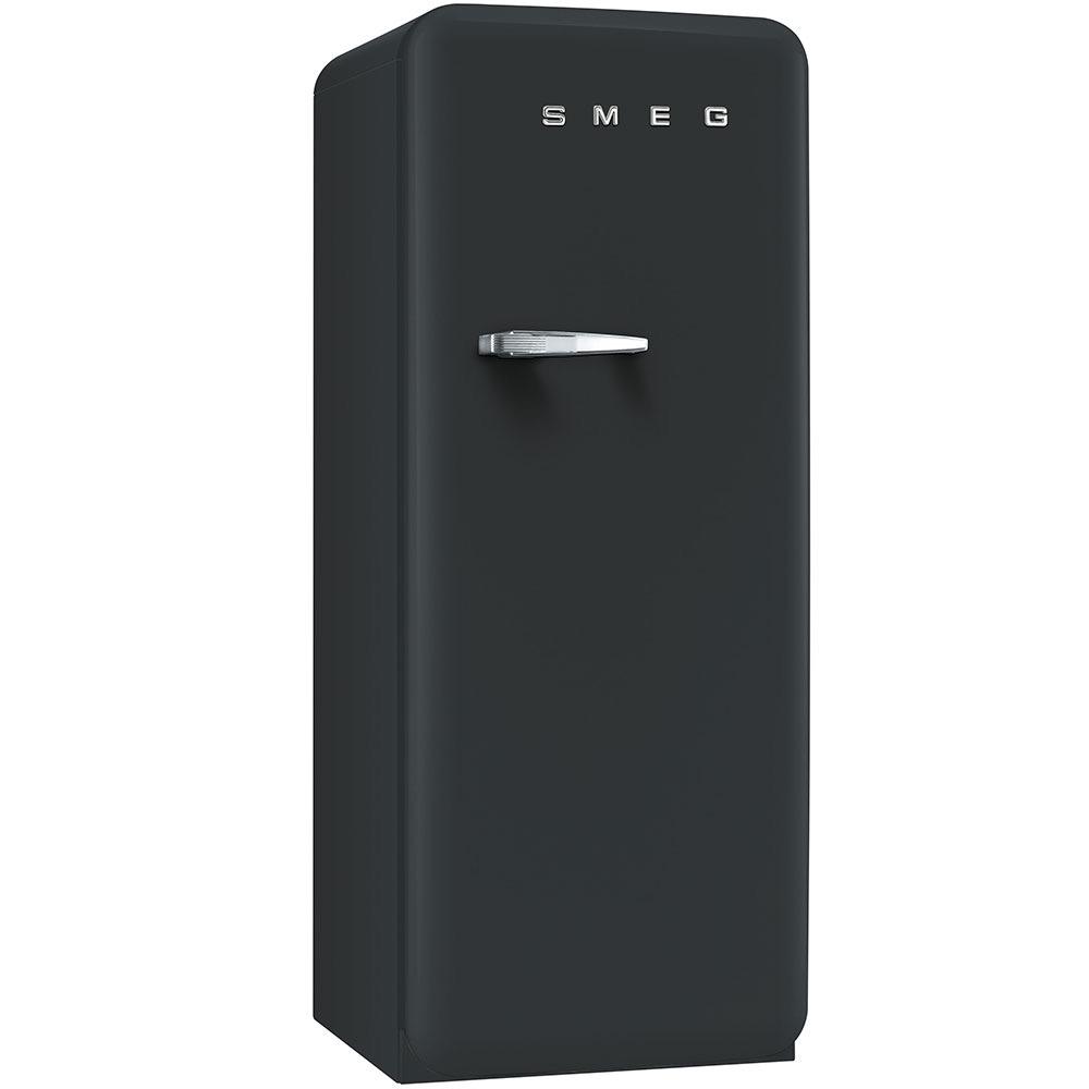 koelkast vrijstaand met vriesvak Smeg-50 FAB28RDBB koelkast vrijstaand met vriesvak