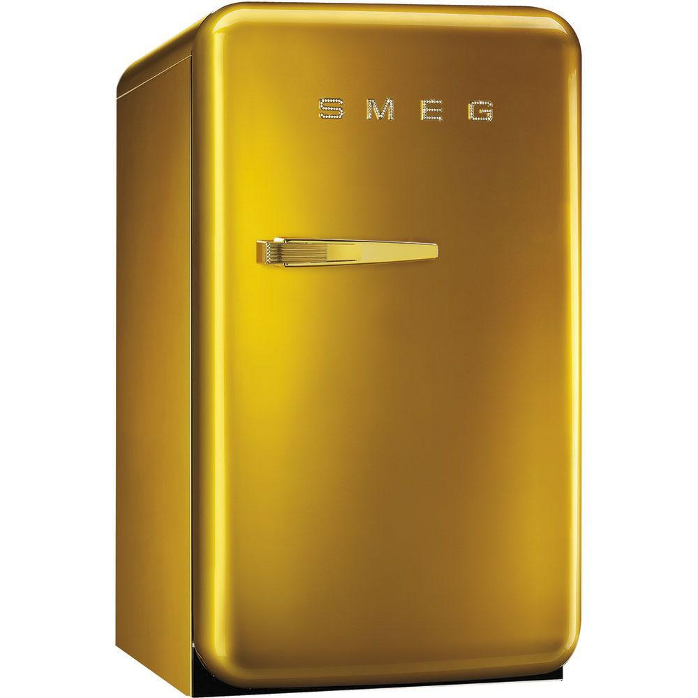 koelkast vrijstaand zonder vriesvak Smeg-50 FAB5RDG koelkast vrijstaand zonder vriesvak