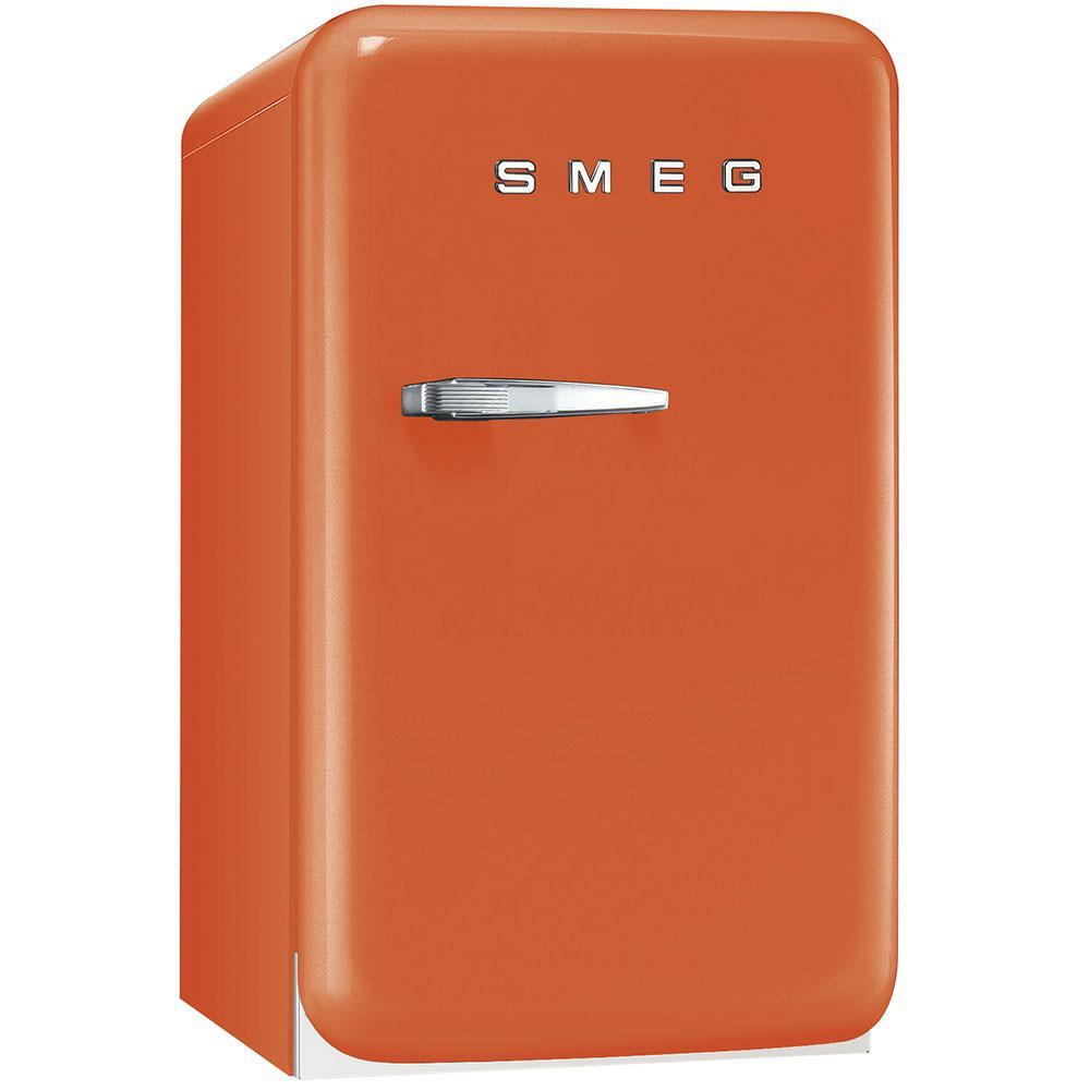 koelkast vrijstaand zonder vriesvak Smeg-50 FAB5RO1 koelkast vrijstaand zonder vriesvak