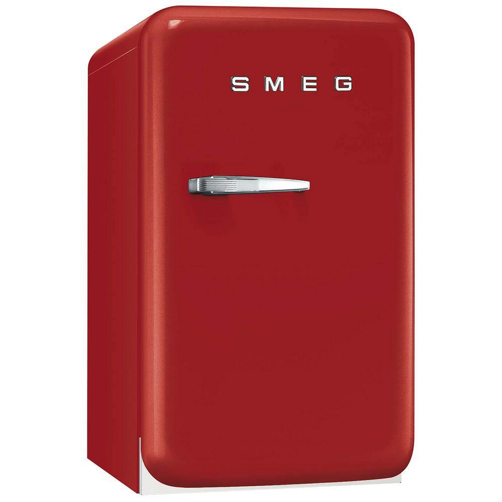 koelkast vrijstaand zonder vriesvak Smeg-50 FAB5RR1 koelkast vrijstaand zonder vriesvak