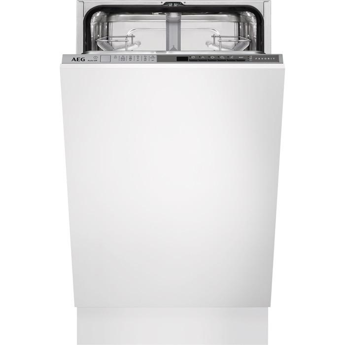 vaatwasser volledig integreerbaar 45 cm Aeg FSE62400P vaatwasser volledig integreerbaar 45 cm