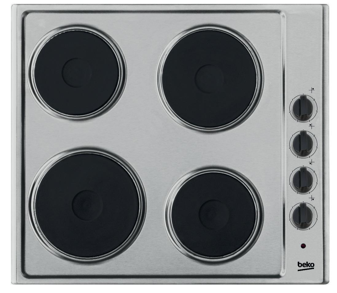 kookplaat elektrisch BEKO HIZE64100X kookplaat elektrisch HIZE 64100 HIZE64100 HIZE 64100 X