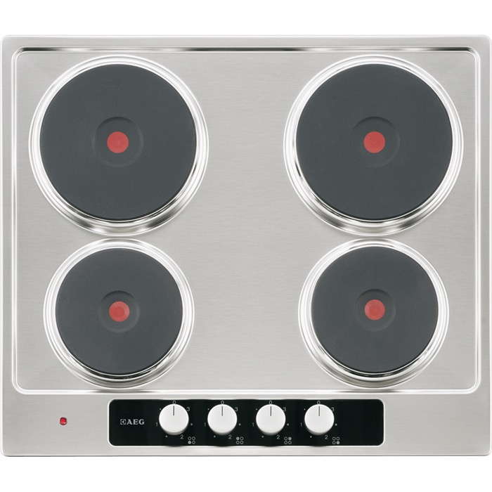 kookplaat elektrisch Aeg HK614000H kookplaat elektrisch