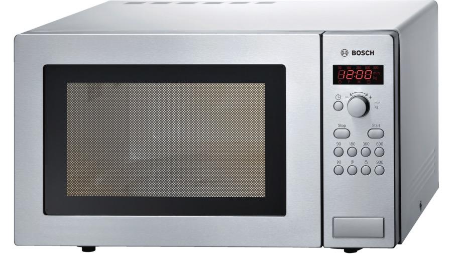 microgolfoven microgolven (vrijstaand) Bosch HMT84M451 microgolfoven microgolven (vrijstaand)