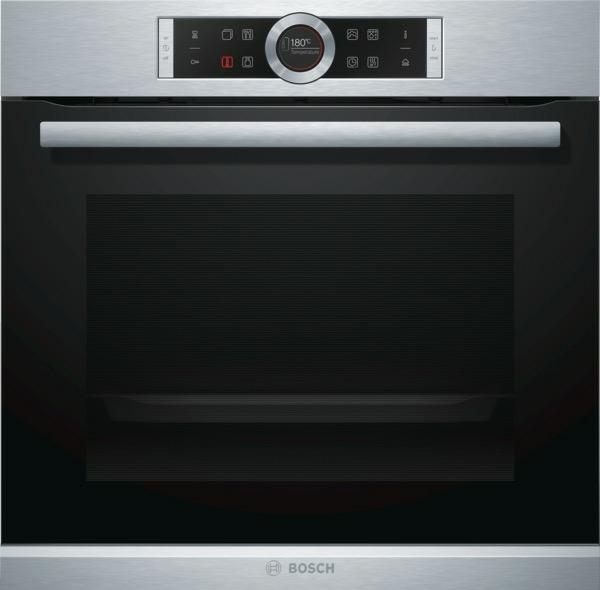 oven multifunctie + stoom Bosch HRG6753S2 oven multifunctie + stoom