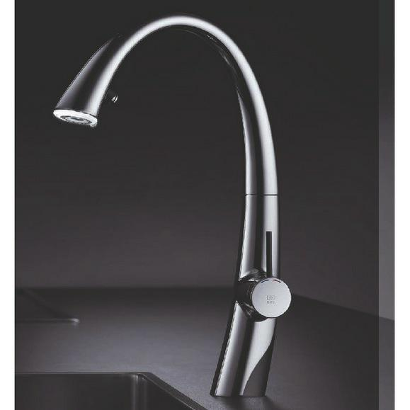 keukenkraan Kvr Special K10201122127 keukenkraan ééngreeps K 10201122127