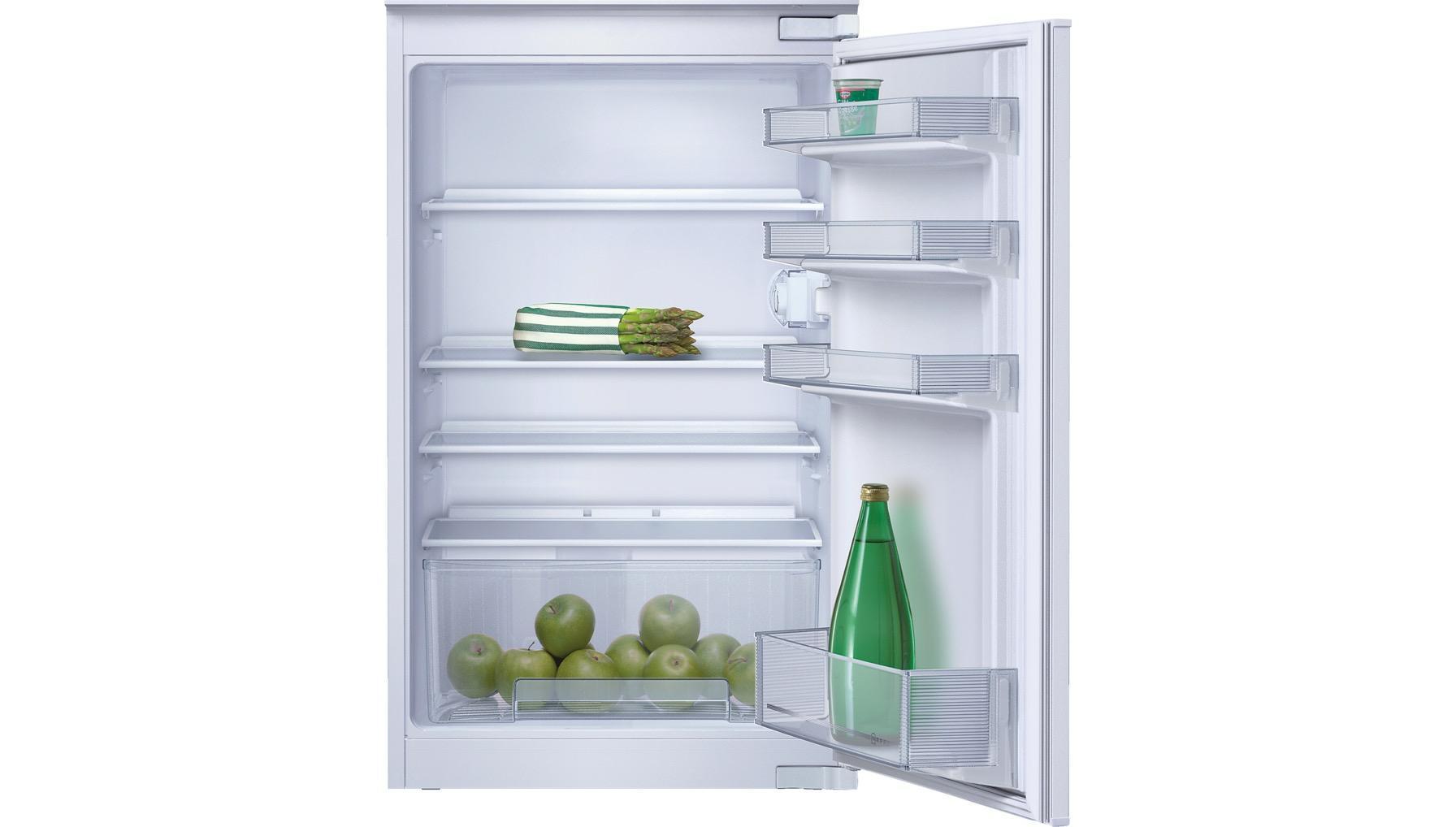 koelkast inbouw zonder vriesvak Neff K1514X7FF koelkast inbouw zonder vriesvak