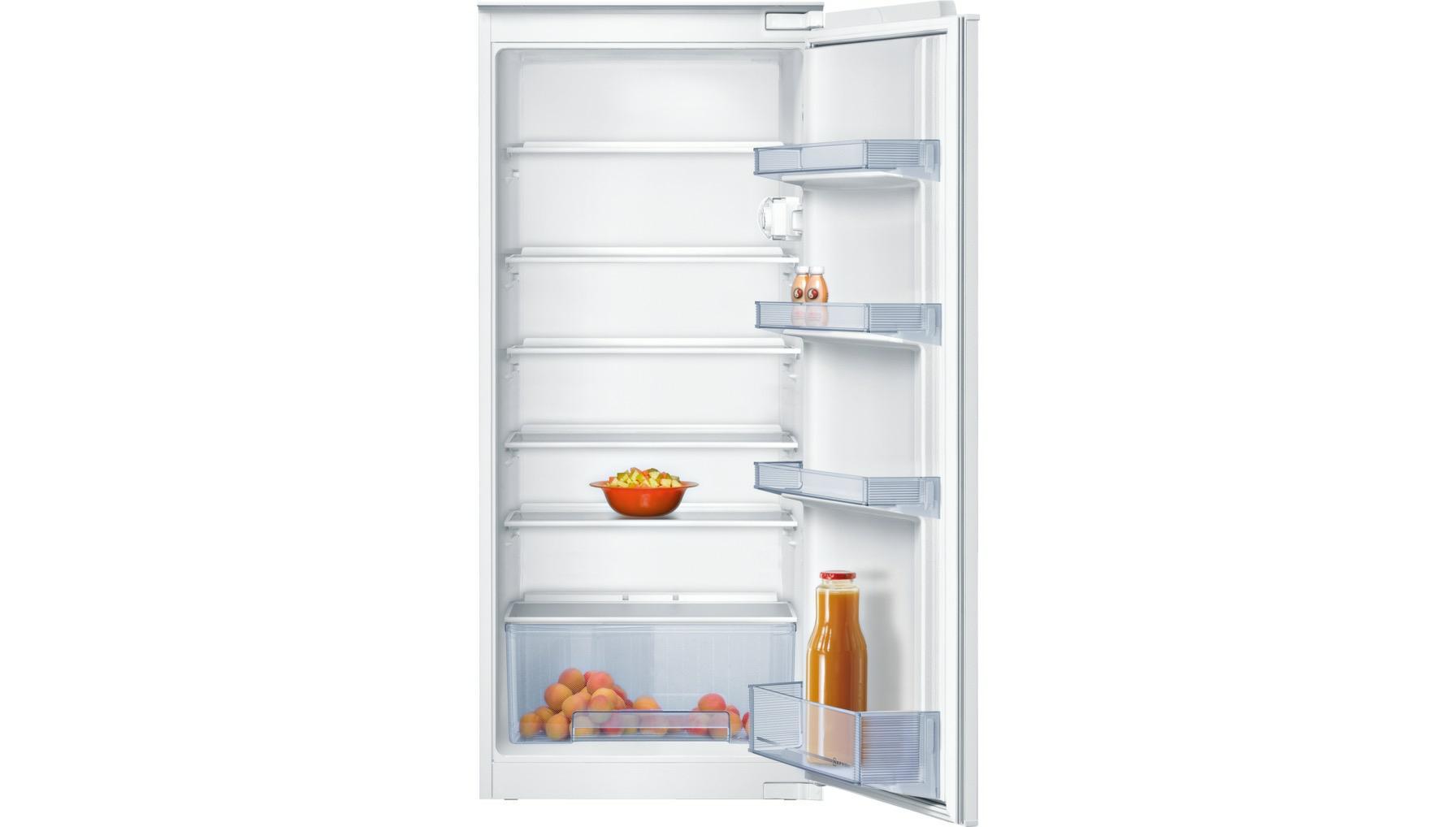 koelkast inbouw zonder vriesvak Neff K1544X0FF koelkast inbouw zonder vriesvak