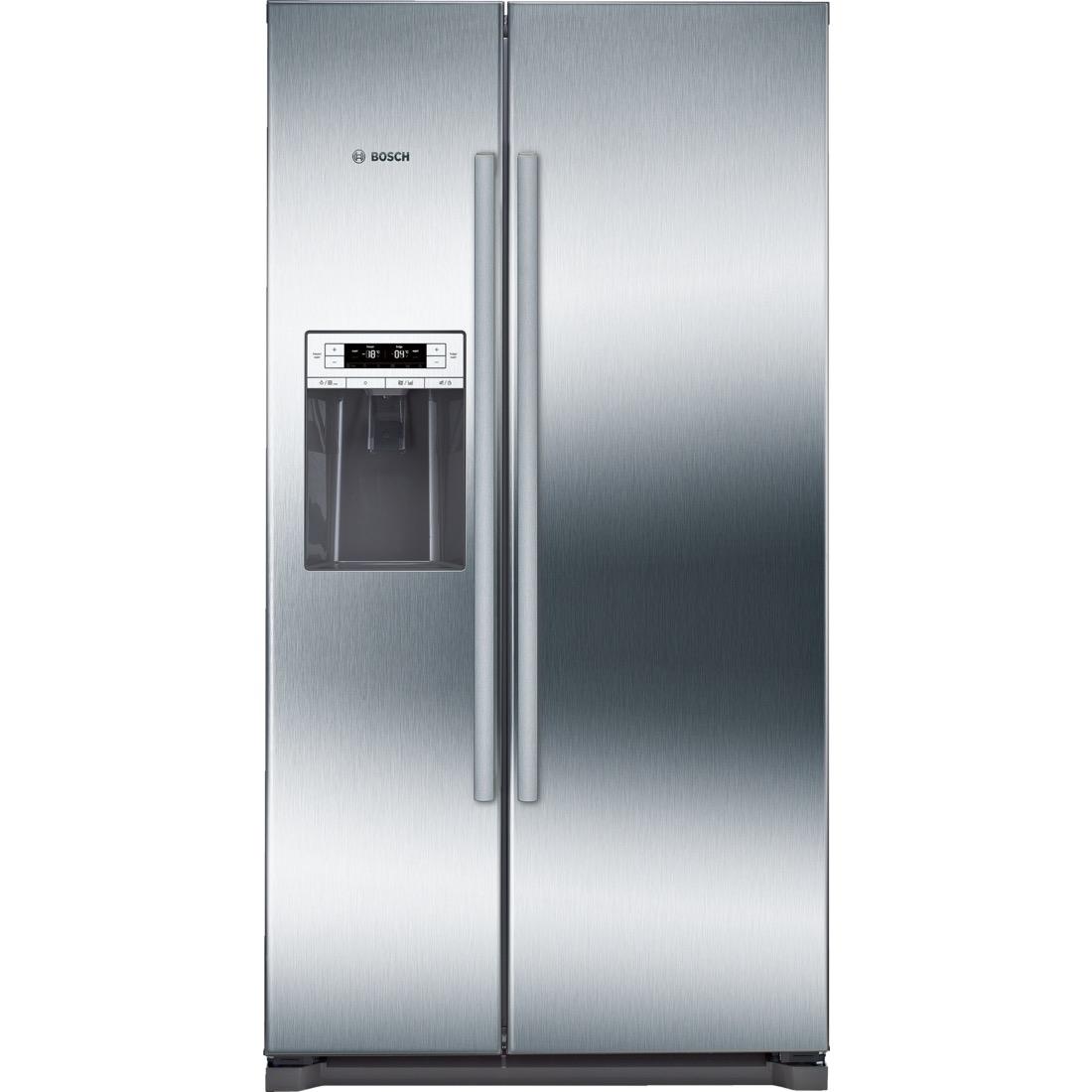 side-by-side koelkast vrijstaand Bosch KAD90AI30 side-by-side koelkast vrijstaand KAD 90AI30 KAD 90 AI 30