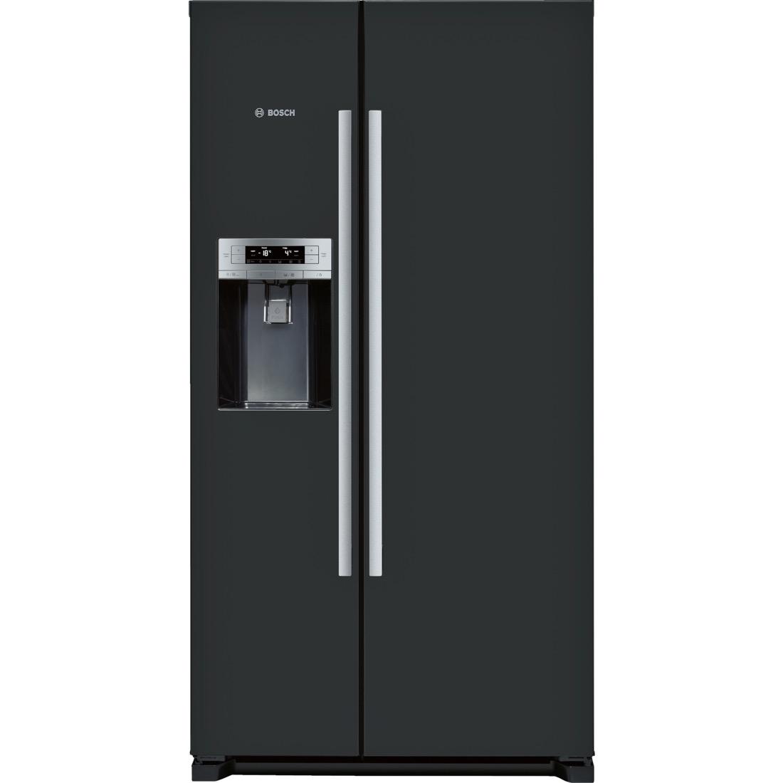 side-by-side koelkast Bosch KAD90VB20 side-by-side koelkast vrijstaand KAD 90VB20 KAD 90 VB 20
