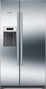 side-by-side koelkast vrijstaand Bosch KAD90VI20 side-by-side koelkast vrijstaand KAD 90VI20 KAD 90 VI 20