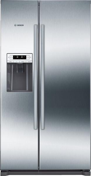 side-by-side koelkast Bosch KAD90VI30 side-by-side koelkast vrijstaand KAD 90VI30 KAD 90 VI 30