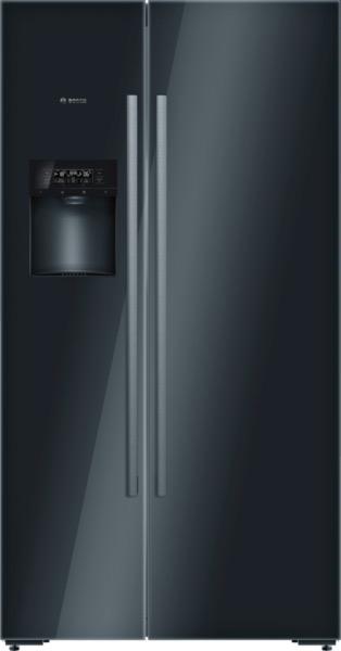 side-by-side koelkast Bosch KAD92SB30 side-by-side koelkast vrijstaand KAD 92SB30 KAD 92 SB 30