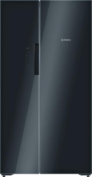 side-by-side koelkast Bosch KAN92LB35 side-by-side koelkast vrijstaand KAN 92LB35 KAN 92 LB 35