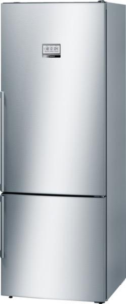 koel-vriescombinatie vrijstaand met diepvries onder Bosch KGF56PI40 koel-vriescombinatie vrijstaand met diepvries onder KGF 56PI40 KGF 56 PI 40