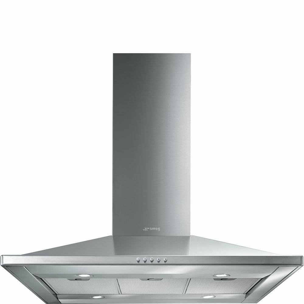 dampkap Smeg Projects KI90CE dampkap eiland