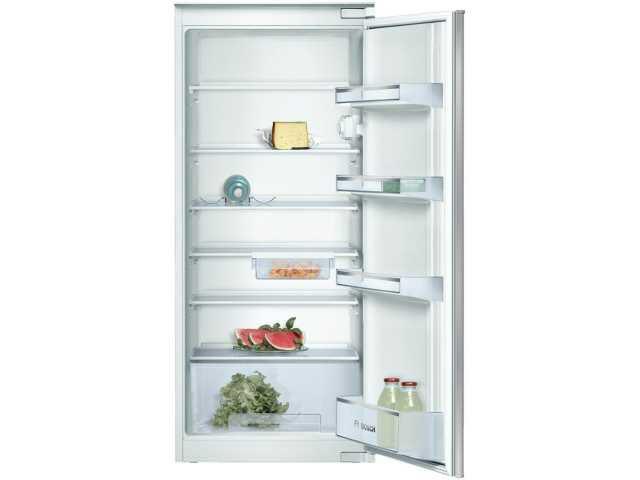 koelkast inbouw zonder vriesvak Bosch KIR24V21FF koelkast inbouw zonder vriesvak
