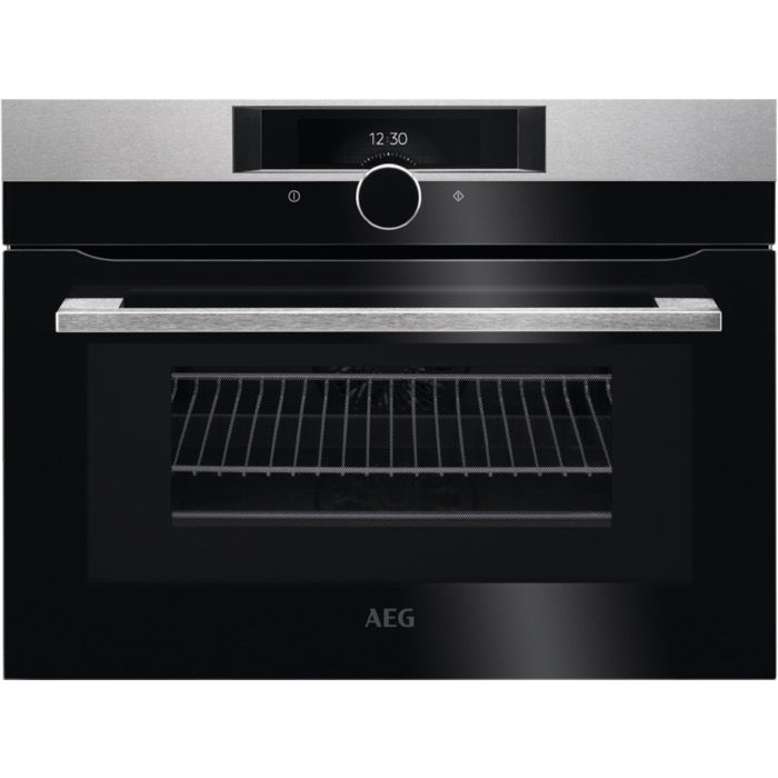 oven multifunctie + microgolven Aeg KMK861000M oven multifunctie + microgolven
