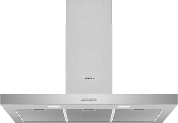 dampkap Siemens LC94BBC50 dampkap schoorsteen