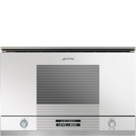 microgolfoven microgolven met grill (inbouw) Smeg MP122B microgolfoven microgolven met grill (inbouw)