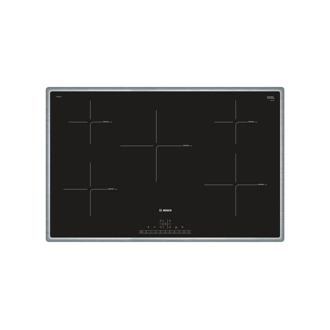 kookplaat inductiekookplaat Bosch PIV845FB1E kookplaat inductiekookplaat