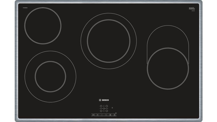 kookplaat Bosch PKH845BB1D kookplaat vitrokeramisch